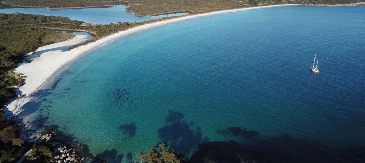 Binalong Bay, TAS, Australia