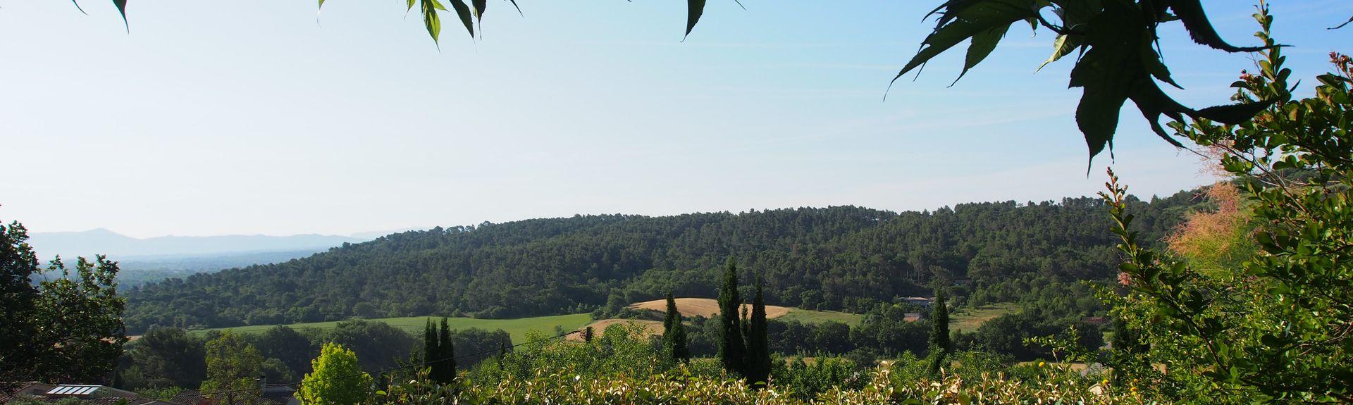 Jouques, Provence-Alpes-Côte d'Azur, France