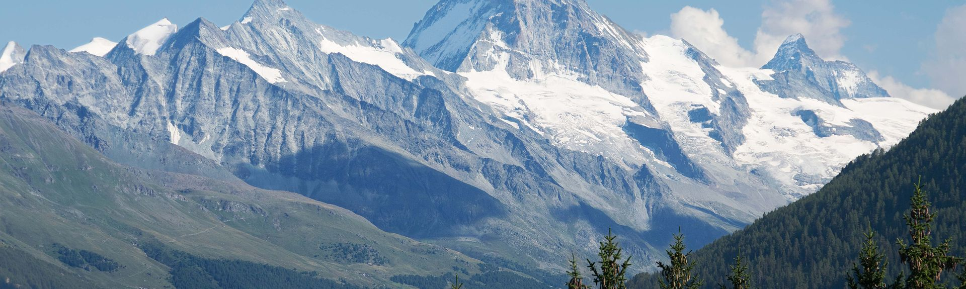 Randogne, Valais, Suisse
