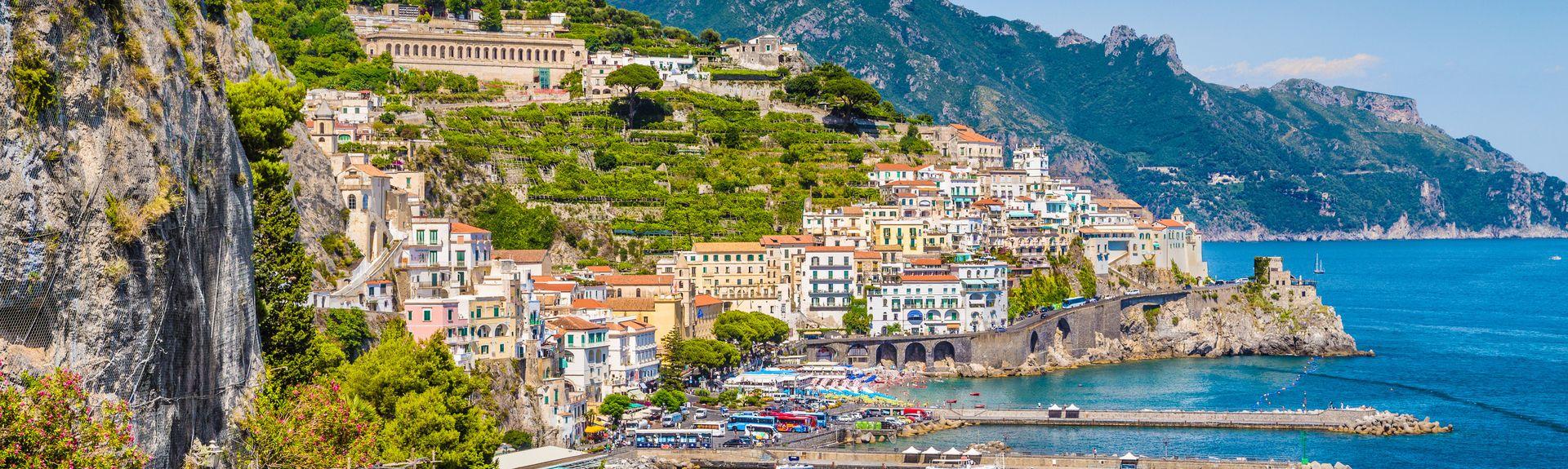 Campania, Italien