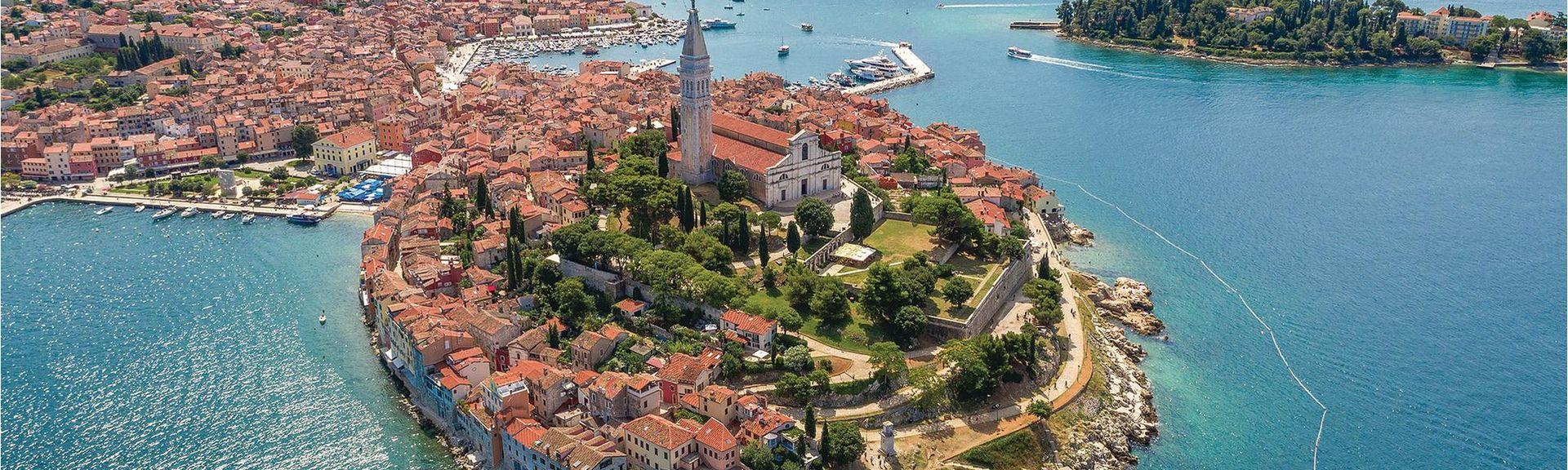 Heki, Istrien, Kroatien