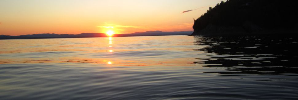 Malletts Bay, Burlington, VT, USA