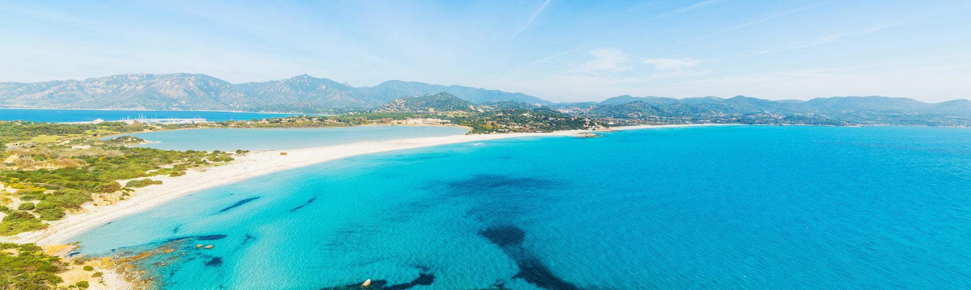 Sant'Elmo, Sardegna, Italia