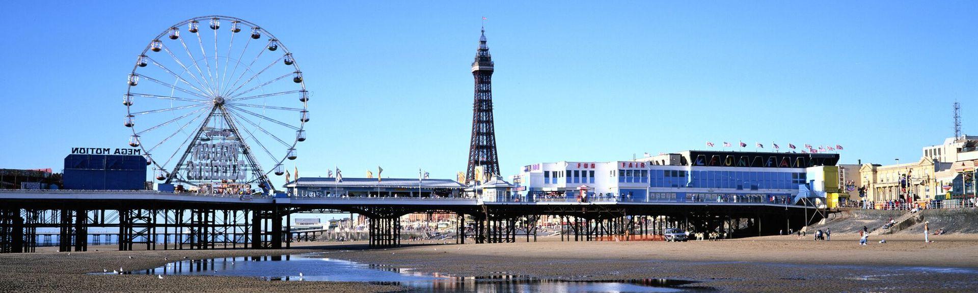 Blackpool, Lancashire, UK