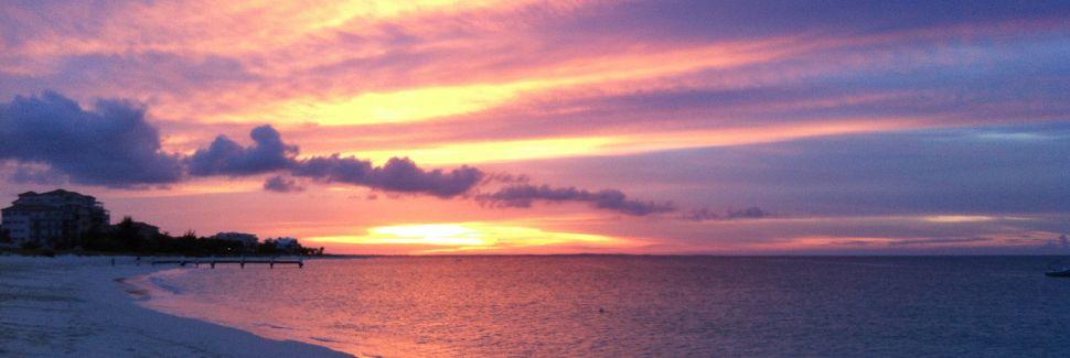 Barrière de corail, Caicos Islands, Îles Turks et Caïques
