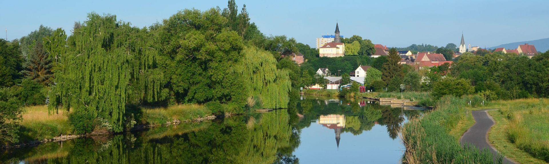 Treffurt, Thuringia, Germany