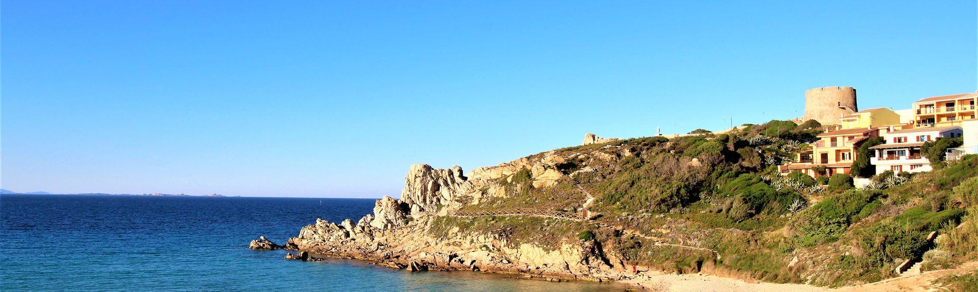 Terravecchia-portoquadro, Sassari, Sardinia, Italy