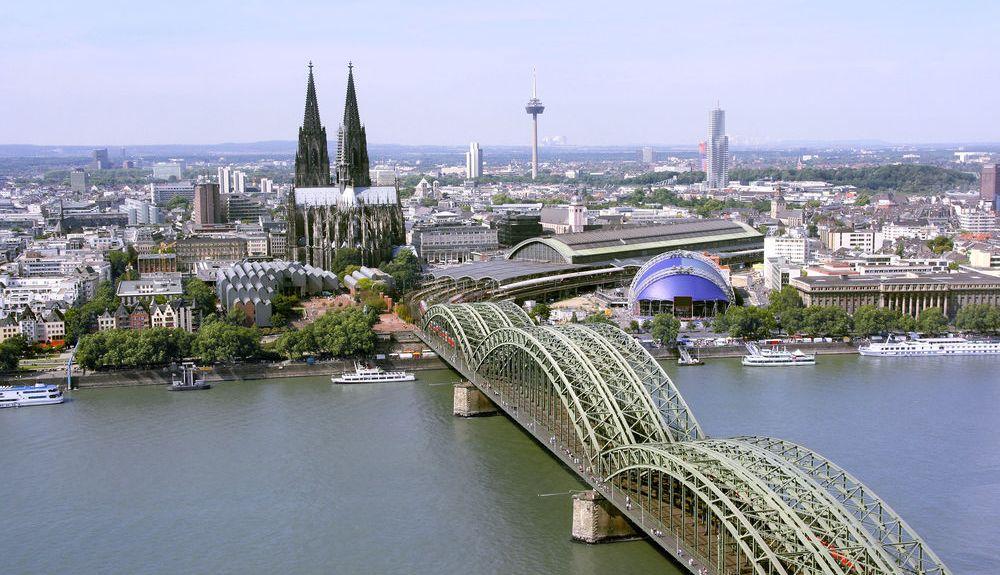 Phantasialand, Brühl, Nordrhein-Westfalen, Deutschland