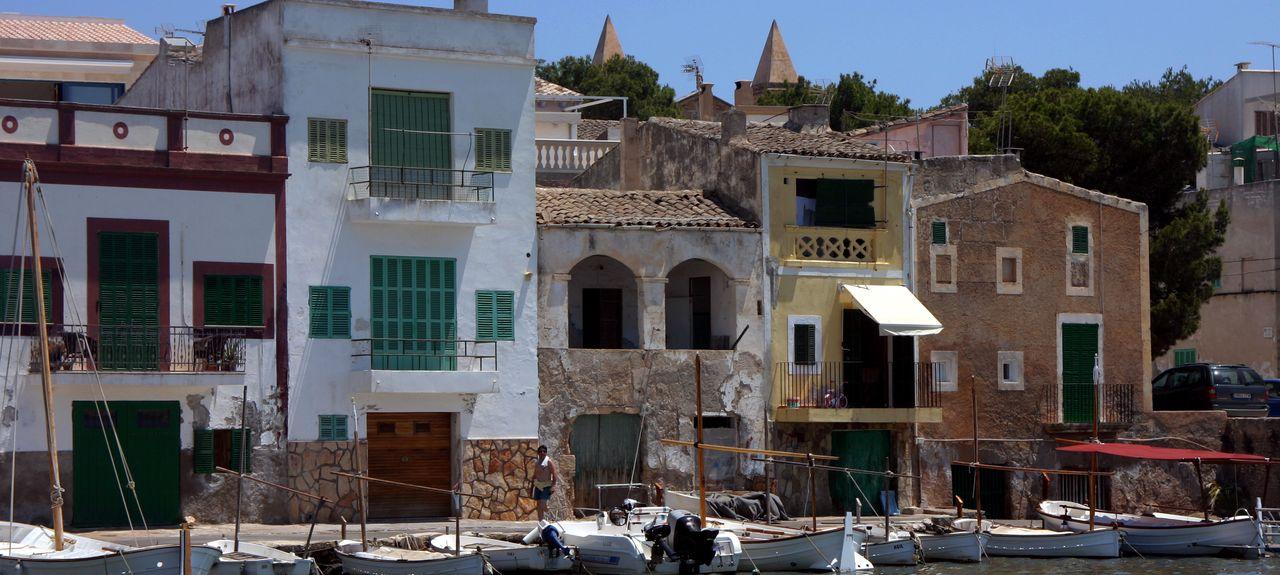 Portocolom, Baleary, Hiszpania