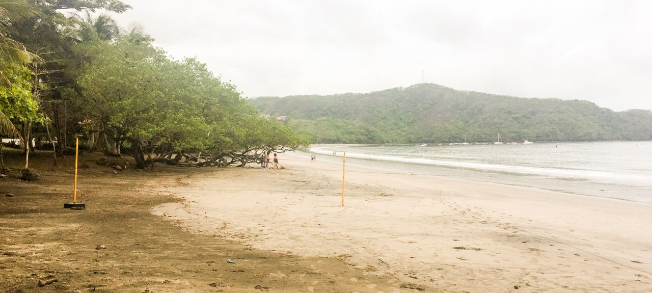 Playa Panamá, Costa Rica