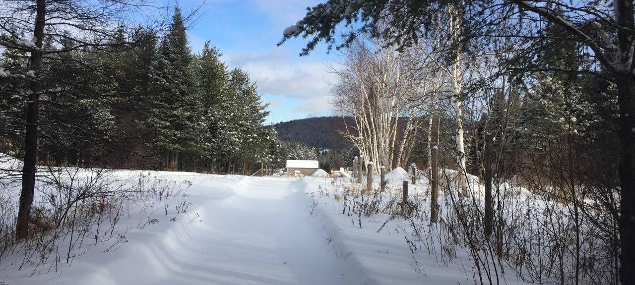 Centre de Ski Mont Belu, Saguenay, Québec, Canada