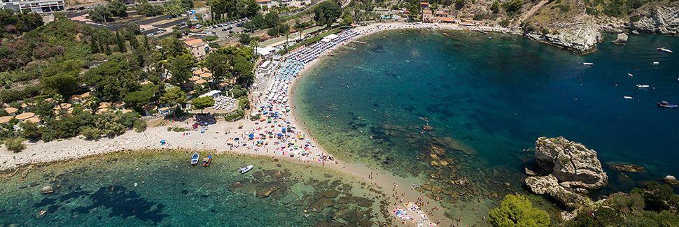 Santa Venerina, Sicilia, Italia