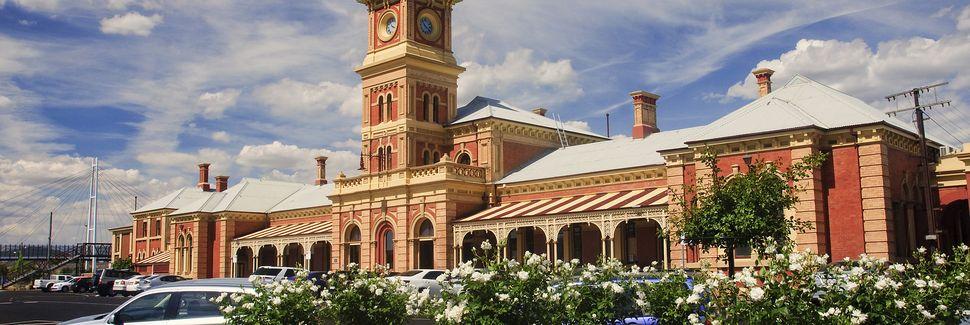 Albury, New South Wales, Australië