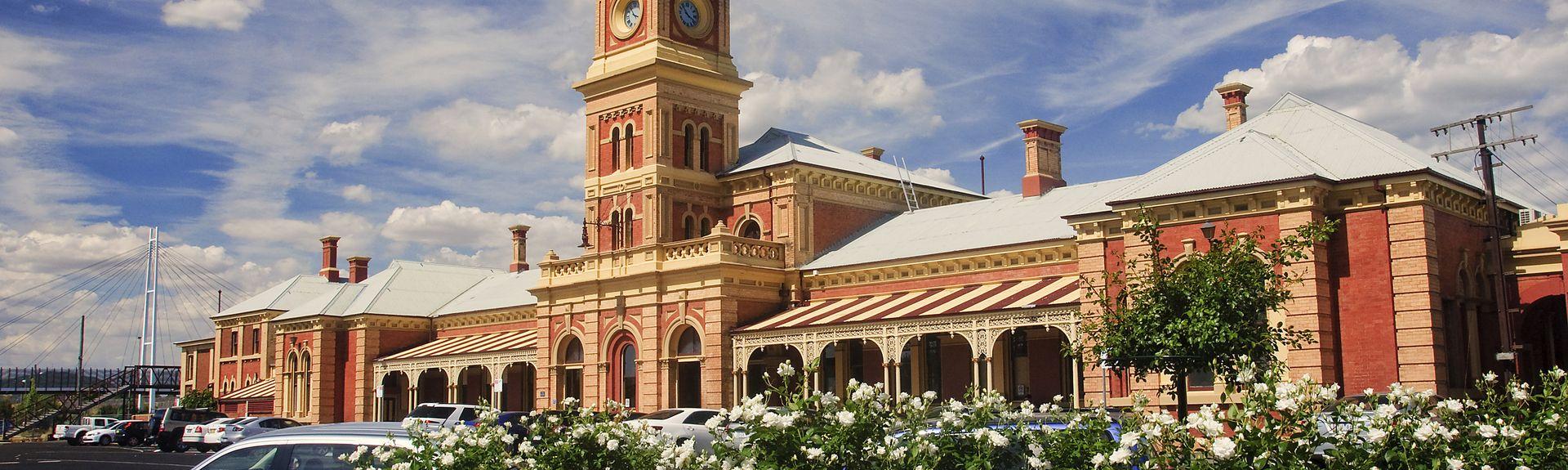 Albury, Nova Gales do Sul, Austrália