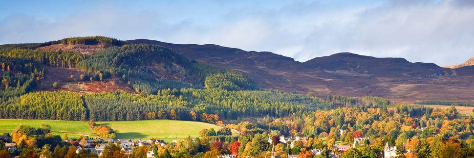 Pitlochry, Scozia, Regno Unito