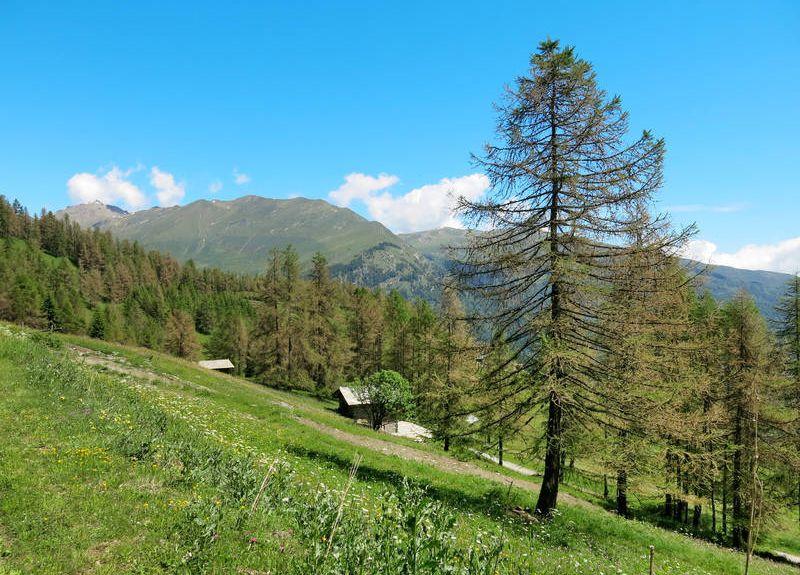 Sampeyre, Piemonte, Italia