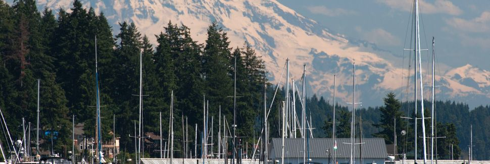 Mount Rainier, Washington, Estados Unidos