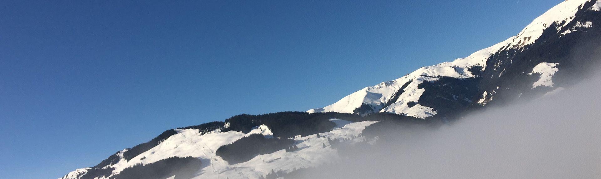 Skilift Resterhöhe, Mittersill, Salzburg (Bundesland), Österreich