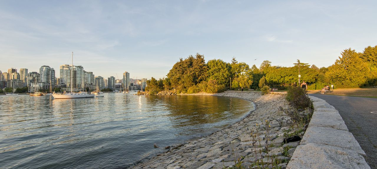 East Side, Vancouver, British Columbia, CA
