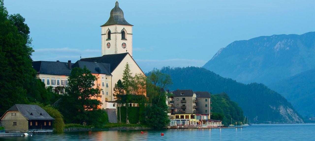 St Gilgen, Austria