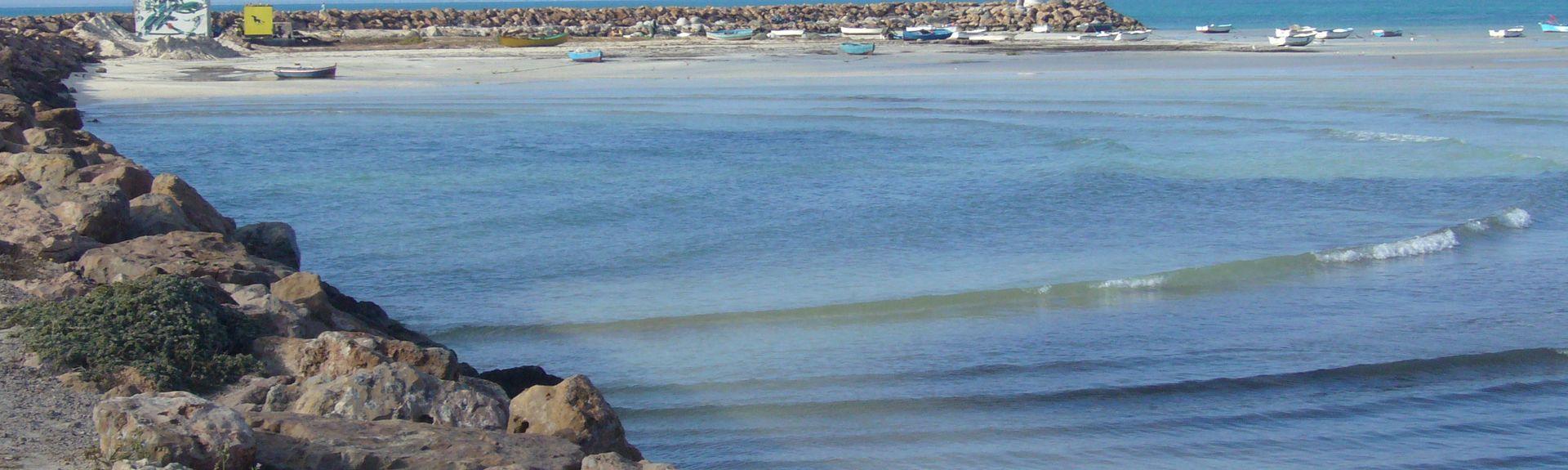 Houmet Souk, Tunisia
