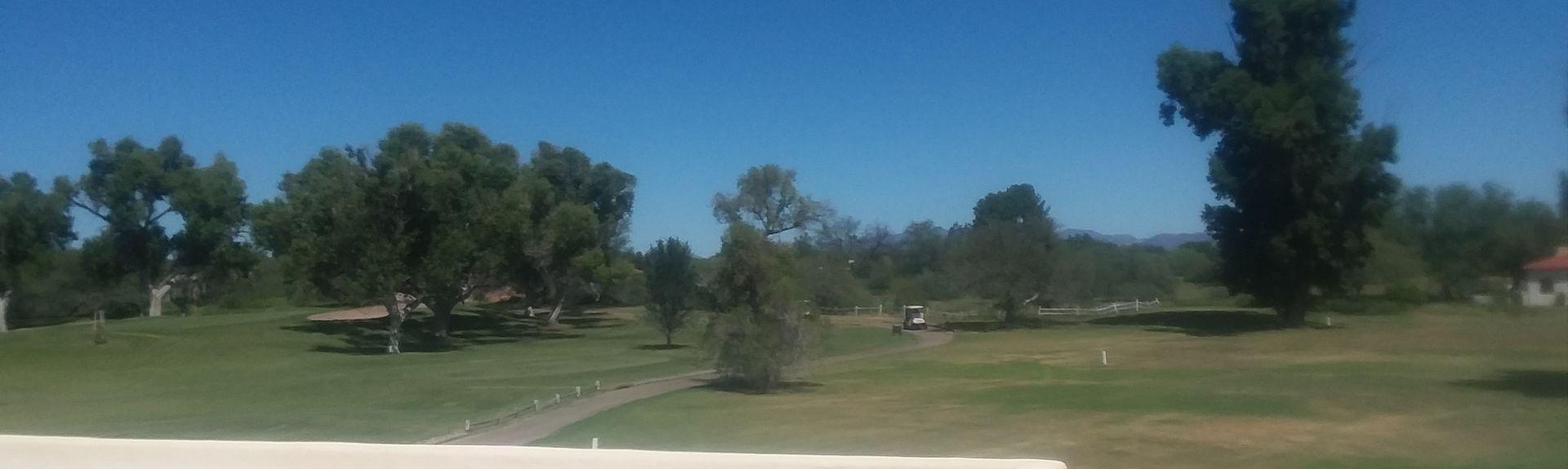 Parcours de golf Haven, Green Valley, Arizona, États-Unis d'Amérique