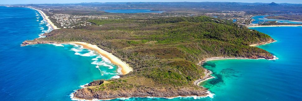 Point Arkwright, Queensland, Australia