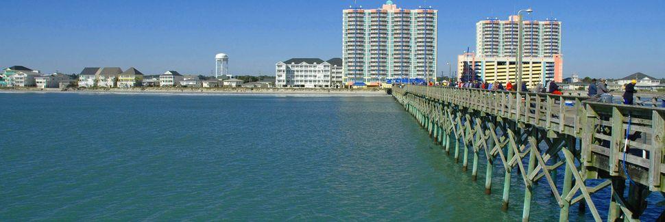 Cherry Grove Beach, North Myrtle Beach, South Carolina, Vereinigte Staaten