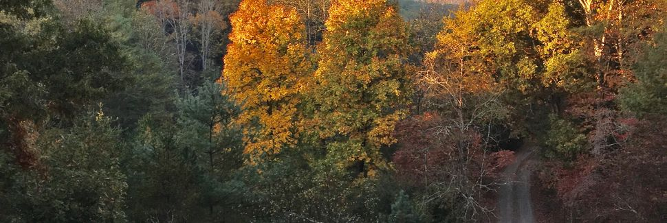 Nottely Lake, Blairsville, Georgia, Yhdysvallat