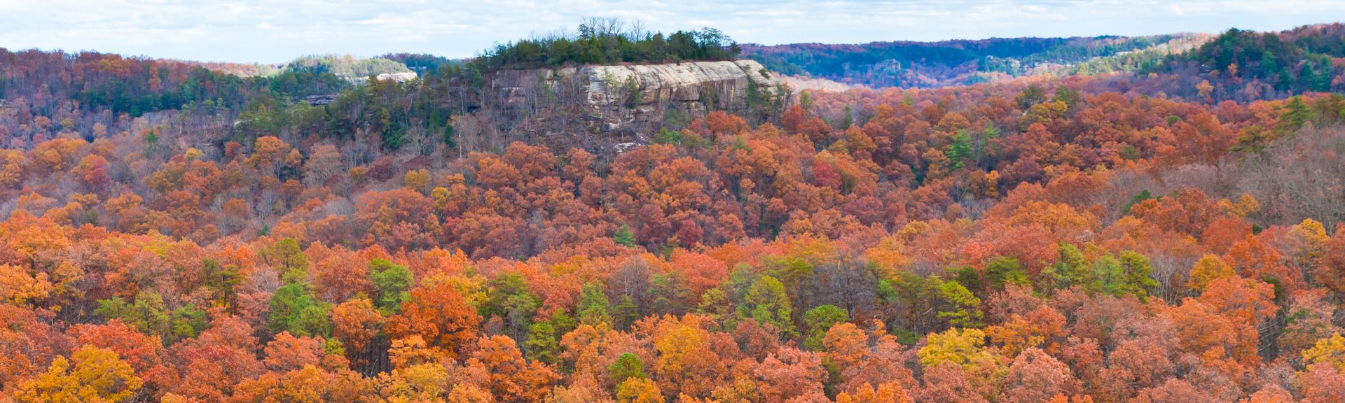 Red River Gorge, Stanton, Kentucky, United States of America