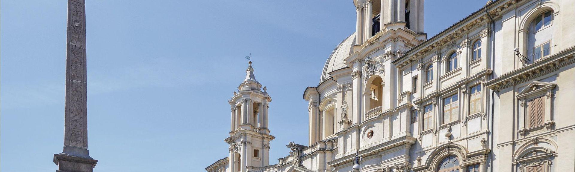 Suburbio IX Aurelio, Rome, Lazio, Italy