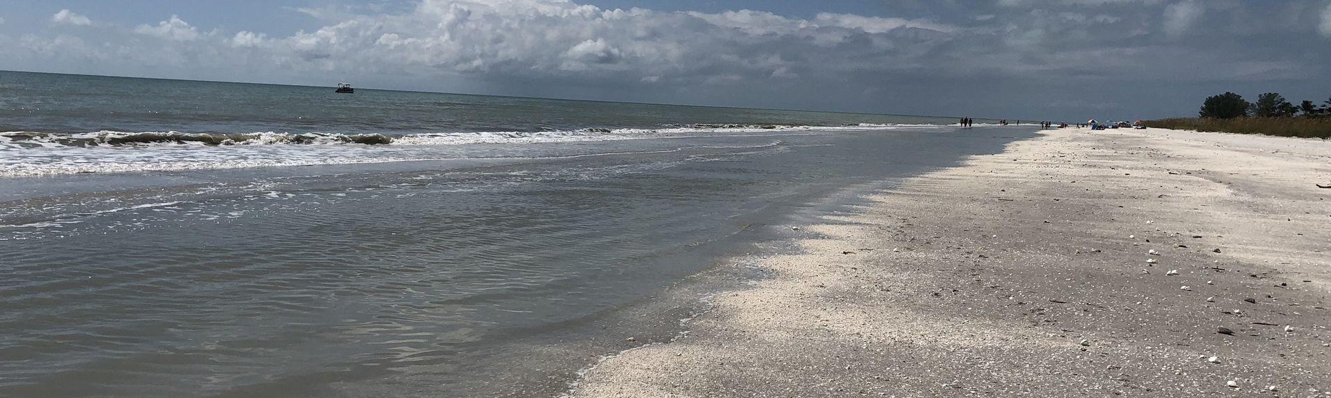 Sandpiper Beach Sanibel Vacation