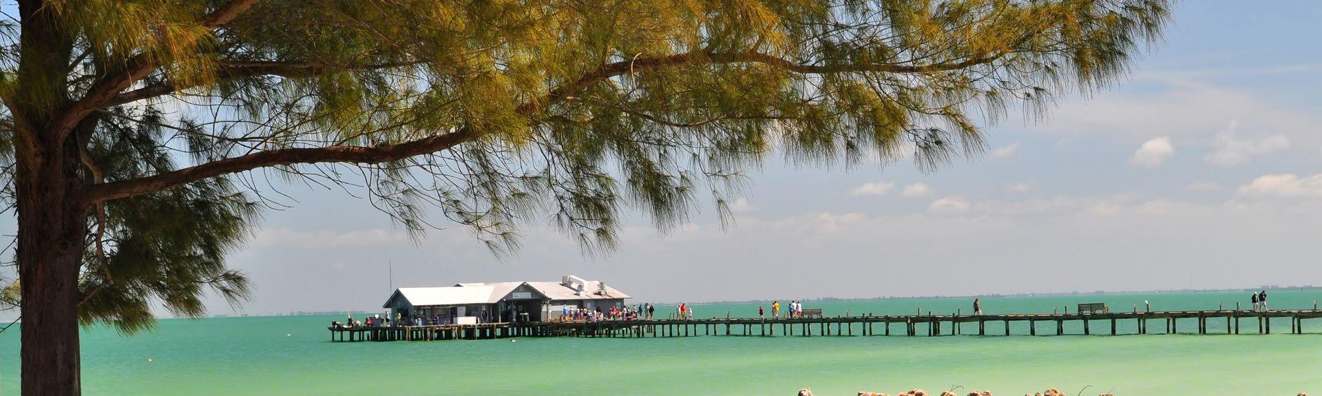 Île Anna Maria, Floride, États-Unis d'Amérique