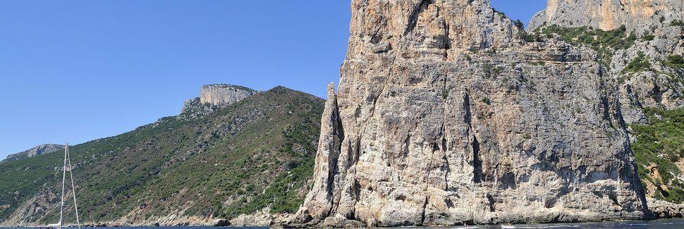 Pedra Longa, Sardinia, Italia