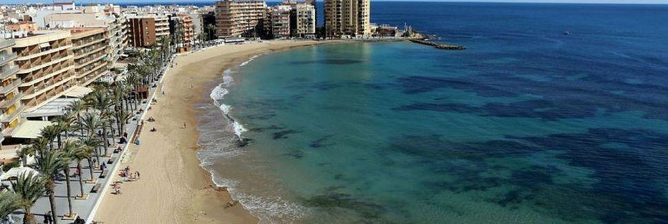 Guardamar beach, Guardamar del Segura, Comunidad Valenciana, España