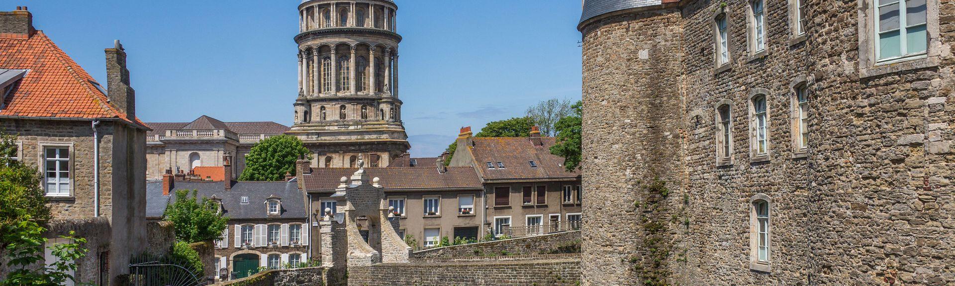 Boulogne-sur-Mer, Département Pas-de-Calais, Frankreich