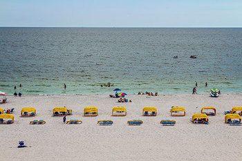 Three Palms Point, Saint Pete Beach, Floride, États-Unis d'Amérique