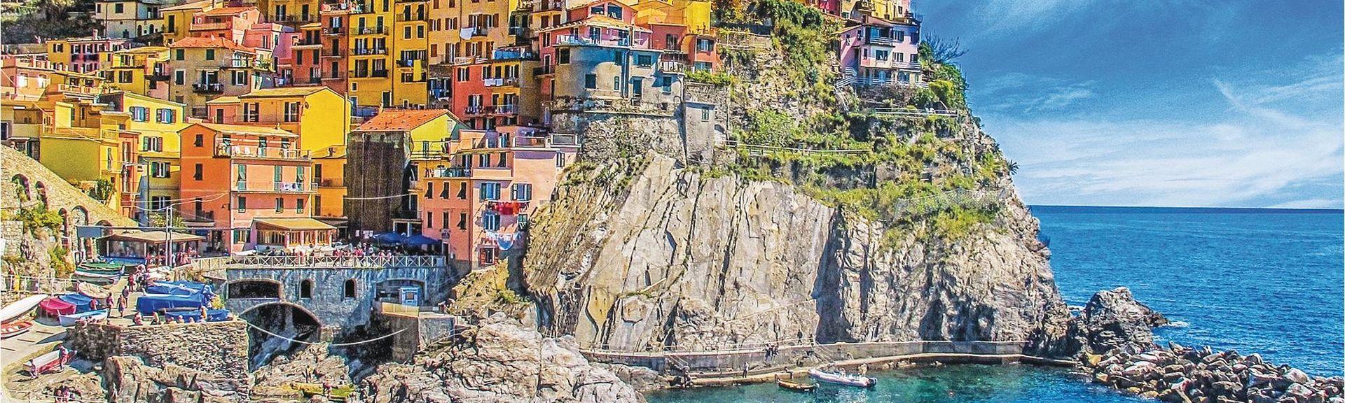 Turlago, Massa and Carrara, Tuscany, Italy