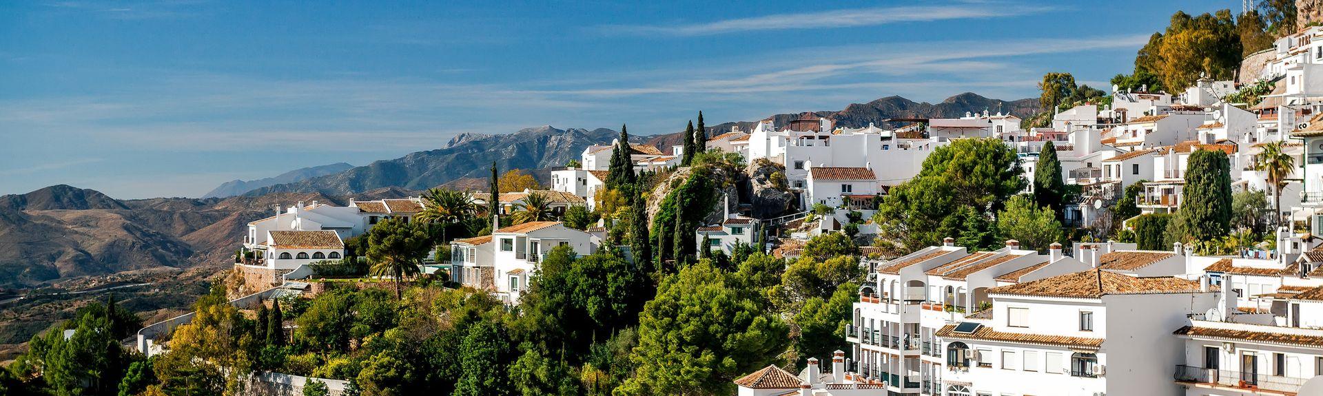 Mijas Costa, Mijas, Andalousie, Espagne
