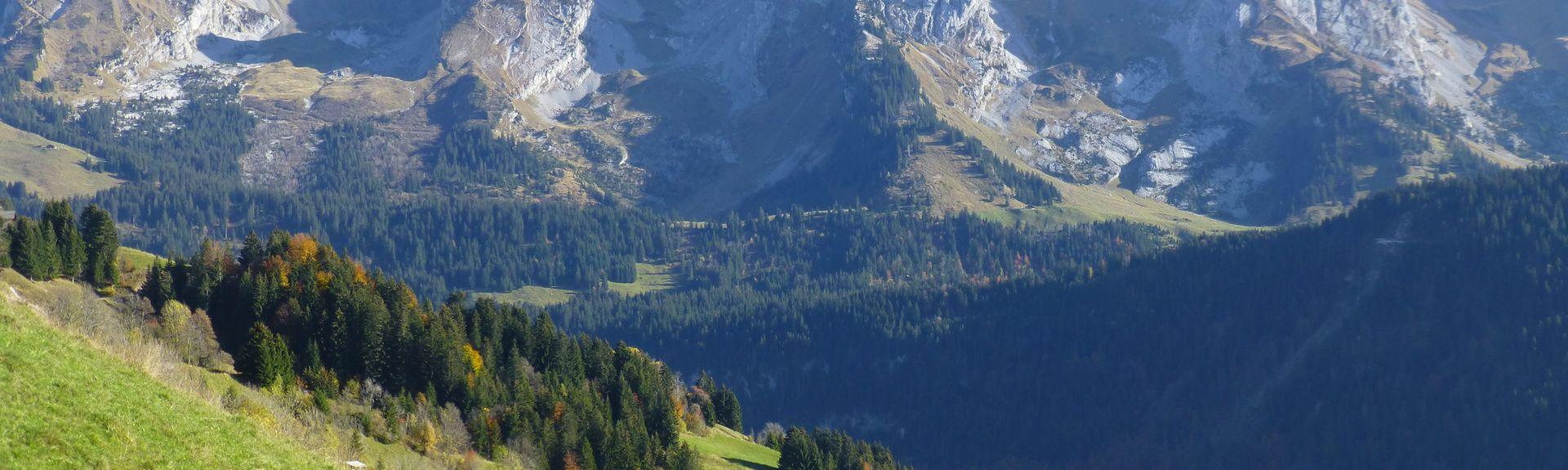 Serraval, Alvernia-Rodano-Alpi, Francia