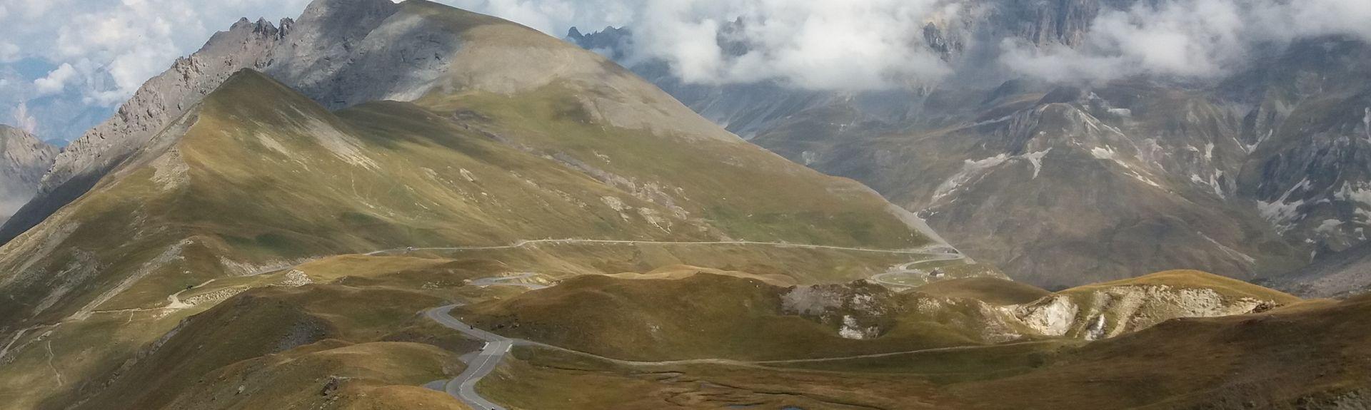 Albiez-Montrond, Savoie (department), France