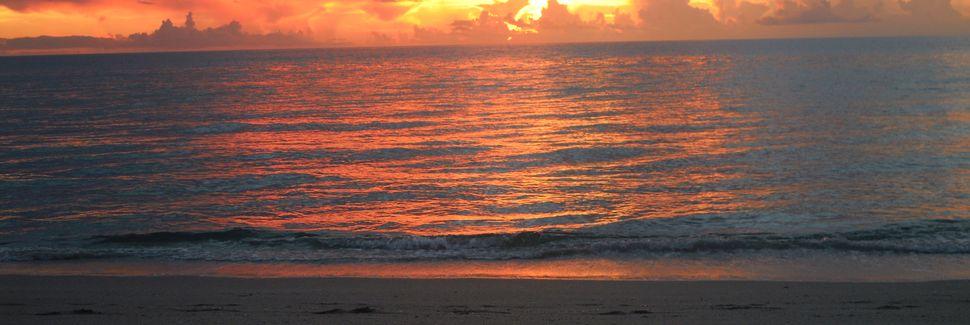 North Beach, Hollywood, Florida, USA