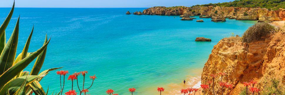 Praia da Rocha, Distrikt Faro, Portugal