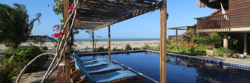 Praia do Preá, Cruz, Ceará, Brasil