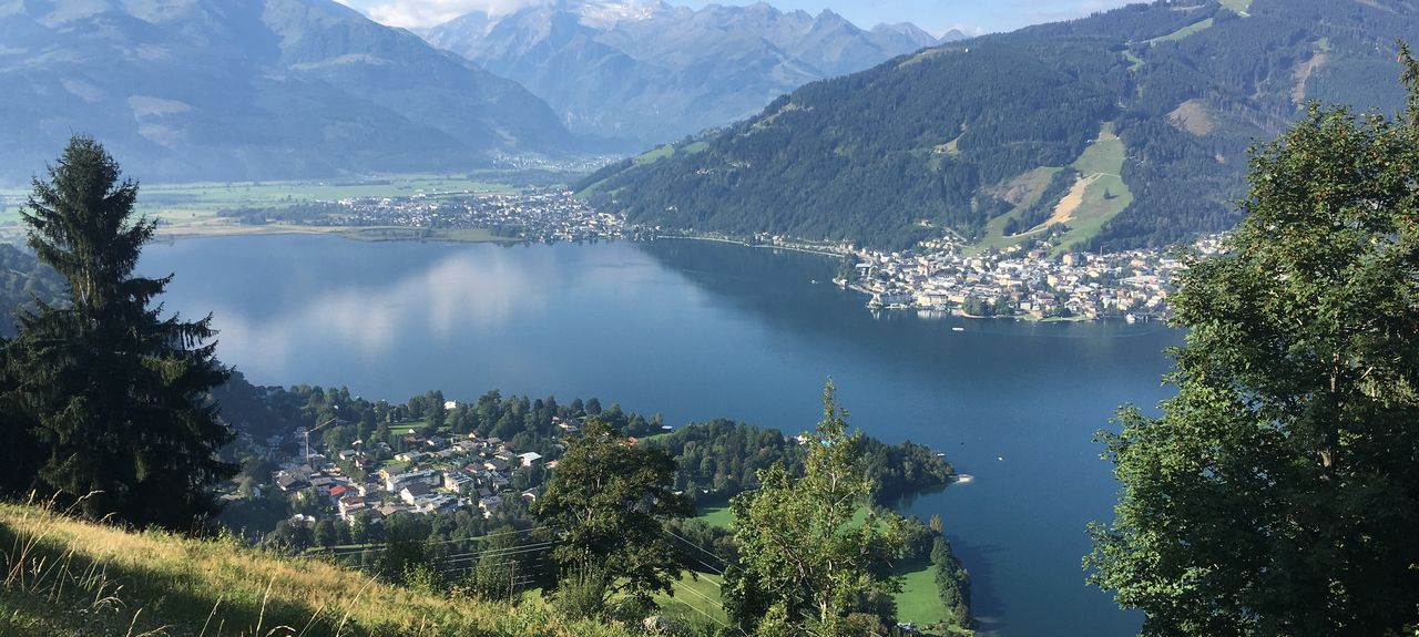 Zell am See-Kaprun Golf Club, Zell am See, Austria
