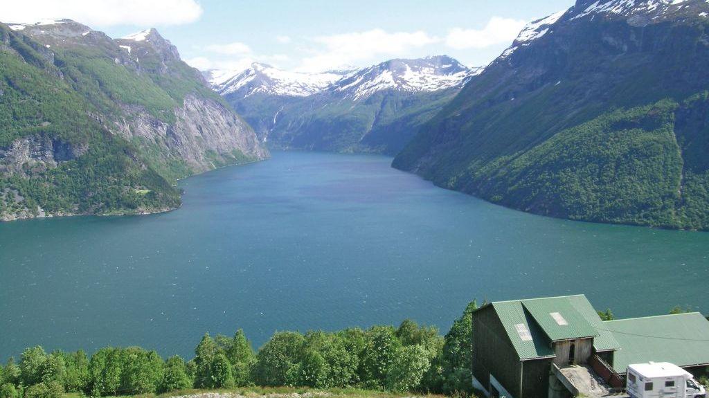 Norangsfjorden, Norway