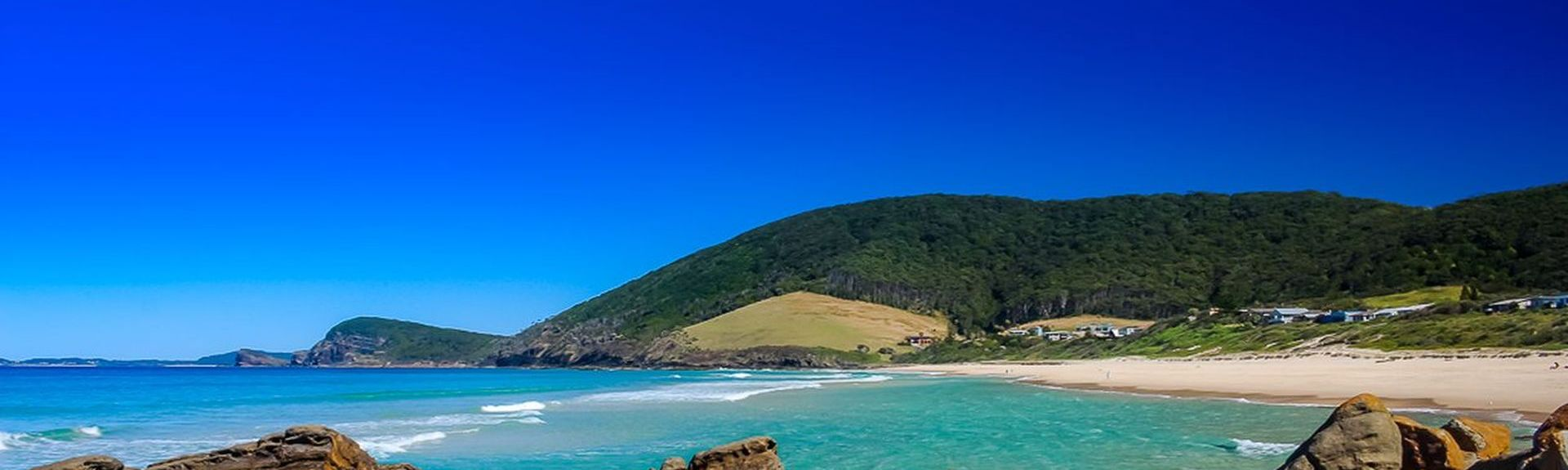 Black Head Beach, NSW, Australia