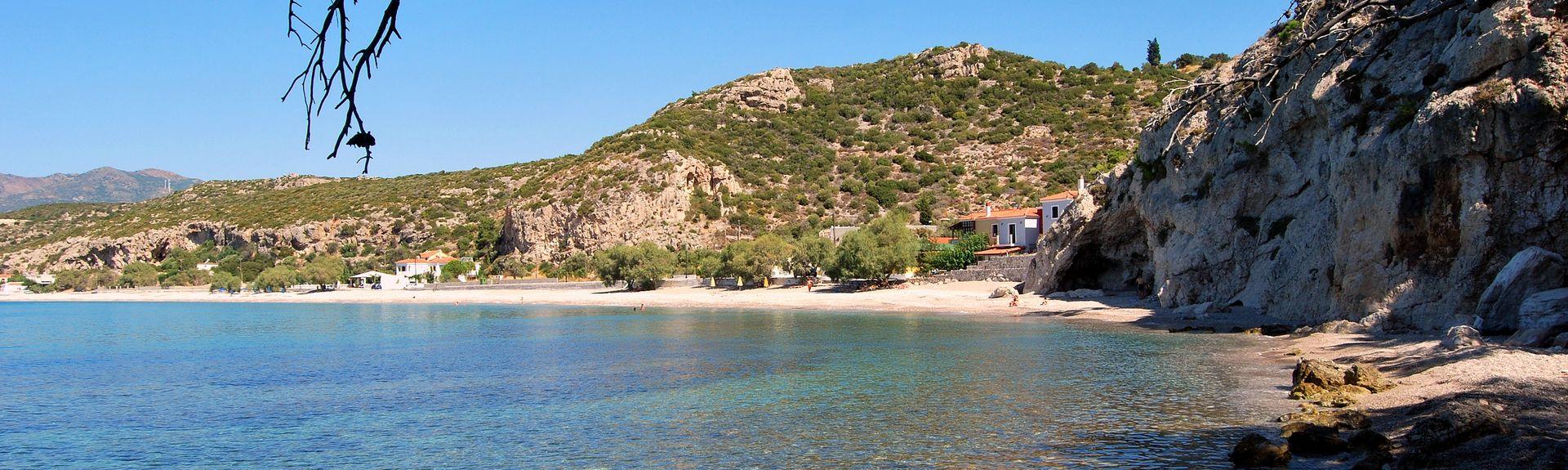 Samos, Wyspy Egejskie Północne, Grecja