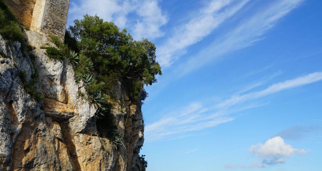 Calo des Moro Beach, Migjorn, Balearic Islands, Spain