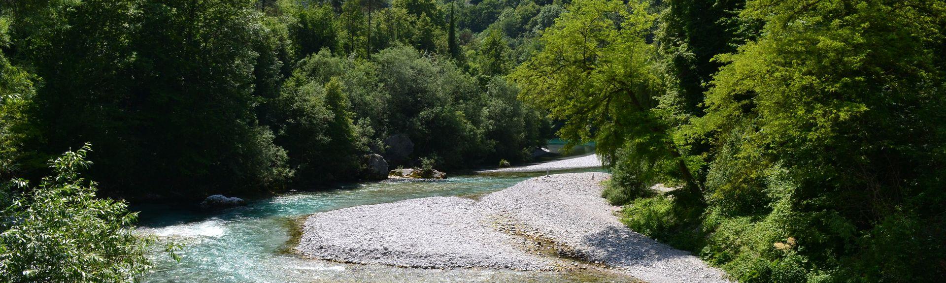 Kobarid, Slovénie